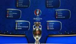 15ویں یورو فٹبال چیمپئین شپ:فرانس میں میدان سج گیا'مسلسل 2 مرتبہ یوروکا ..
