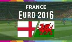 انگلینڈ ٹیم یورو فٹ بال چمپئن شپ میں اپنا دوسرا میچ پرسوں ویلز کے خلاف ..