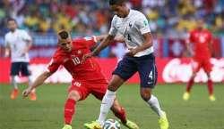 یورو کپ، فرانس اور سوئٹزر لینڈ کا میچ بغیر بغیر کسی گول کے برابر