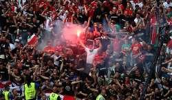 یورو کپ میں پرتشدد واقعات : یوئیفا نے ہنگری، بیلجیئم ، پرتگال کے فٹبال ..