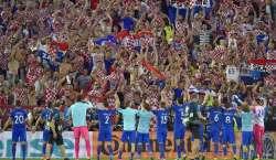 یورو2016ء ، دفاعی چمپین سپین کروشیا سے اپ سیٹ شکست کے باوجود ناک آوٹ مرحلے ..