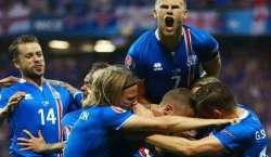 یورو 2016'آئس لینڈ نے انگلینڈ کو شکست دیکر ایونٹ سے باہر کر دیا