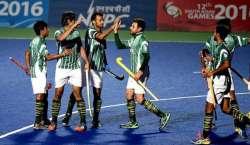 ہاکی رینکنگ ،پاکستان کا دسوا ں نمبر برقرار