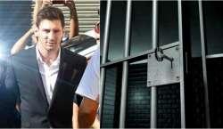 شہرہ آفاق فٹبالر لیونل میسی کو ٹیکس فراڈ کیس میں 21 ماہ قید کی سزا