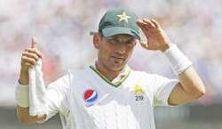 بیٹے کی کارکردگی پر بہت خوش ہوں ، پوری فیملی پاکستان کی جیت کے لئے دعا ..