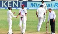 بھارت یقینی فتح سے محروم، ویسٹ انڈیز کے خلاف دوسرا ٹیسٹ بے نتیجہ ختم
