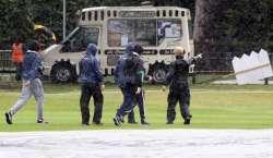 پاکستان اور آئرلینڈ کے درمیان دوسرا ون ڈے میچ بارش کے باعث منسوخ کر ..