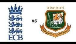 بنگلہ دیش ، انگلینڈ کی ٹیمیں دوسرے ون ڈے میں کل مدمقابل ہوں گی