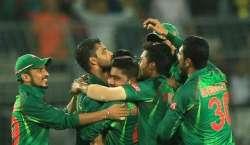 دوسرے ون ڈے میں بنگالیوں کا کم بیک ،انگلینڈ کو 34 رنز سے شکست دے کر سیریز ..