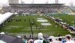 برازیل، فضائی حادثے میں ہلاک کھلاڑیوں کو خراجِ تحسین پیش کیا گیا