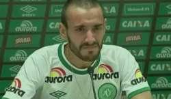 آخری وقت میں سیٹ کی تبدیلی جان بچانے کا سبب بنی :برازیلین فٹبالر کا ..