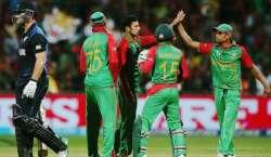 بنگلہ دیش کا نیوزی لینڈ کے خلاف پہلے ٹی ٹونٹی میچ کیلئے ٹیم کا اعلان