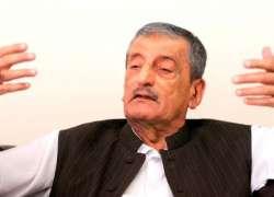 اے این پی کی پاکستان کو توڑنے کی دھمکی