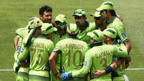 نئے سال میں پاکستان کرکٹ ٹیم ..
