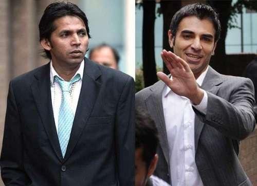 سلمان بٹ اور محمد آصف ابھی ٹیم ..