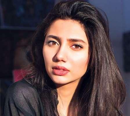 اداکارہ مائرہ خان کی سال 2016میں ..