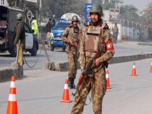 لاہور  کو دہشت گردی کے خطرے کی ..