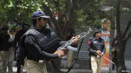 پنجاب حکومت کا مظاہرین سے نمٹنے ..