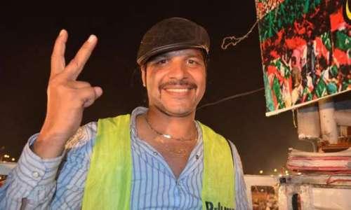 عمران خان میرے لیڈر ہیں، روزی ..