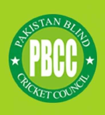 پاکستان بلائنڈ کرکٹ کونسل کو ..