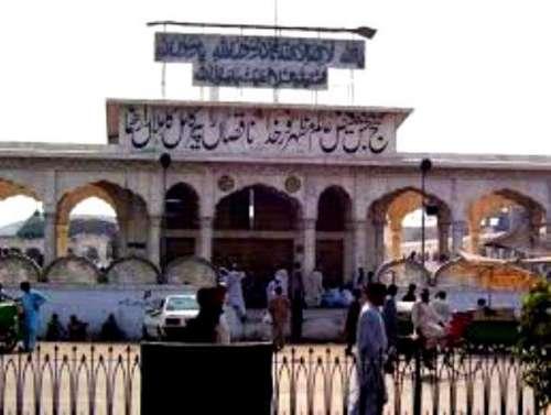 لاہور: داتا دربار کے باہر سے ..