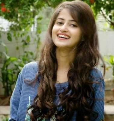 اداکارہ سجل علی کل اپنی 20ویں ..