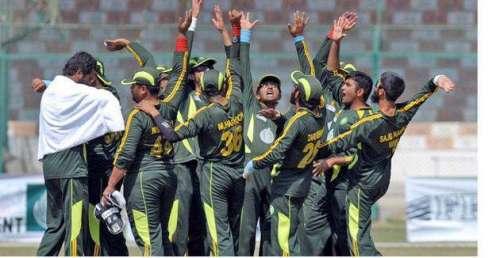 پاکستان بلائنڈ کرکٹ ٹیم کو بھارت ..