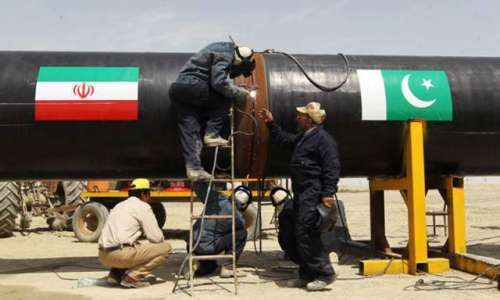 ایران پر امریکی پابندیاں ختم ..
