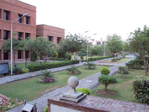 لاہور یونیورسٹی آف مینجمنٹ سائنسز ..