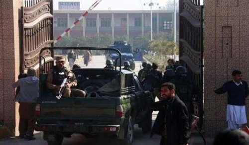 چارسدہ حملے میں افغان خفیہ ایجنسی ..