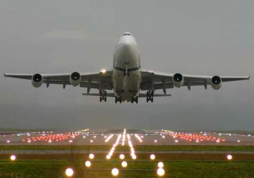 لاہور، نجی ایئرلائن کی لاہور ..