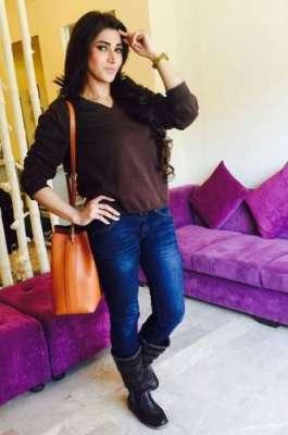 """اداکارہ ثنا کی فلم """"ہجرت"""" کی .."""