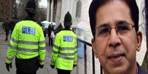 عمران فاروق قتل کیس کی سماعت ..