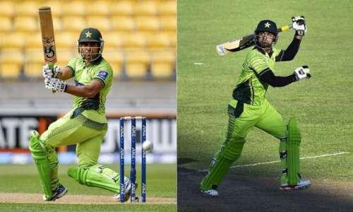 ٹی 20 سیریز ، کوئی پاکستانی کھلاڑی ..