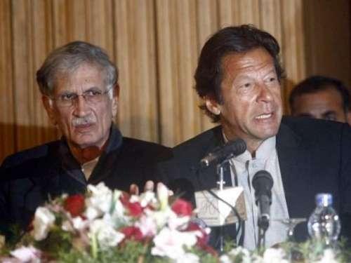 عمران خان نے خیبر پختونخواہ ..