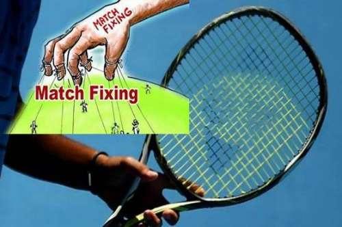 میچ فکسنگ کی بازگشت ٹینس کے میدان ..