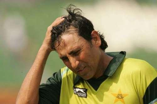 مایہ ناز کھلاڑی یونس خان کو ..