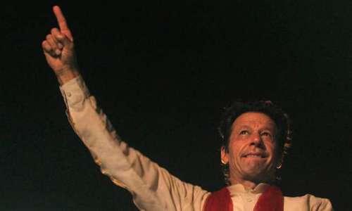عمران خان کی تیسری شادی کے لئے ..