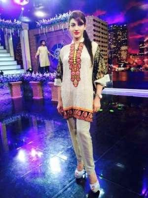 اداکارہ ثناء کی سٹار میکر جرار ..