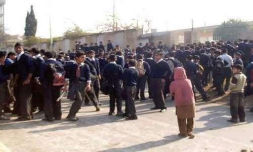 پنجاب میں شدید سردی اور سیکورٹی ..