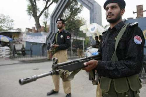 پنجاب کے بڑے شہروں میں دہشت گردی ..