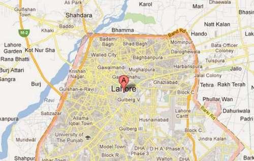 لاہور میں زلزلے کے شدید جھٹکے ..