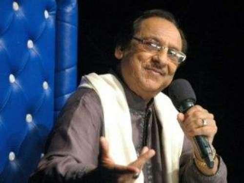 استاد غلام علی کی ممبئی آمد پر ..