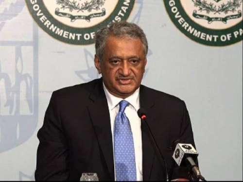 پاک بھارت سیکرٹری خارجہ کی ملاقات ..
