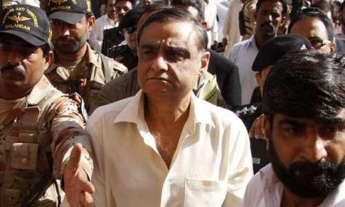 ڈاکٹر عاصم نے کراچی سٹاک ایکسچینج ..