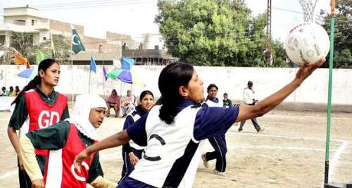 قومی ویمن نیٹ بال چیمپئن شپ 3 ..