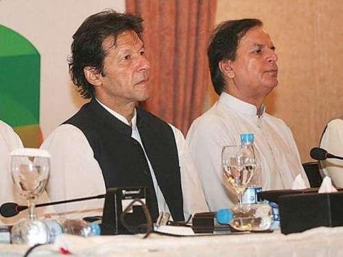 اسلام آباد : مخدوم جاوید ہاشمی ..