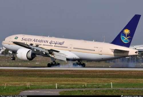سعودی ایئرلائن نے 700 عمرہ زائرین ..