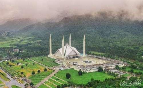 اسلام آباد : جسے اللہ رکھے اسے ..