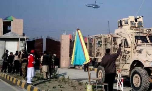 پاکستان، افغانستان، امریکہ ..